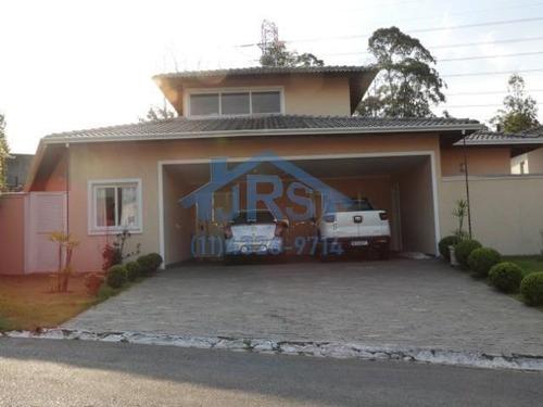 Casa Com 5 Dormitórios À Venda, 510 M² Por R$ 1.990.000 - Nova Higienópolis - Jandira/sp - Ca0637