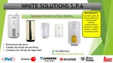 Mantencion Instalación Y Reparación Termos Electricos
