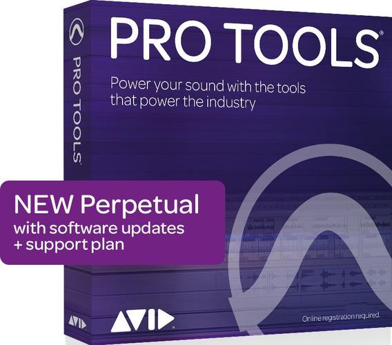 Pro Tools 2019 Licença Perpetua
