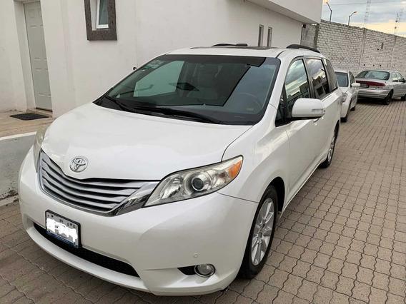 Toyota Sienna Limited 2014 - Blanco Perla.