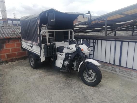 Moto Carro Ayco Como Nuevo!!!