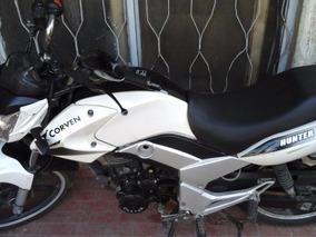 Moto Corven Hunter 200!