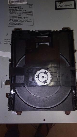 Mecanismo Completo Panasonic Sc-akx16lb-k Completo