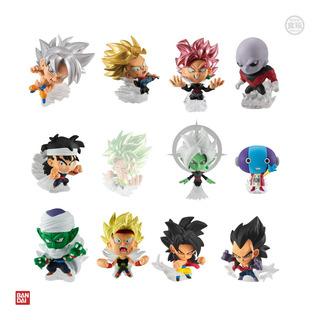 Dragon Ball Super Warrior Figure (chou Senshi) - Por Pieza