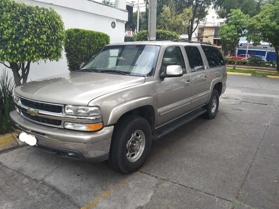 Chevrolet Suburban M Piel Aac At 2001