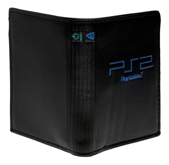 Cartera De Playstation 2.