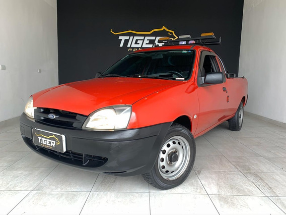 Ford Courier L 1.6 Flex 2009 26.000km