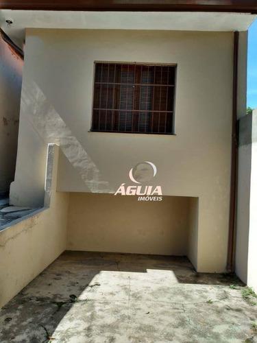 Imagem 1 de 11 de Casa Com 2 Dormitórios À Venda, 84 M² Por R$ 500.000,00 - Vila Pires - Santo André/sp - Ca0765