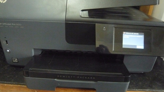 Impressora Hp Multifuncional Copiadora Scaner Usada!!!