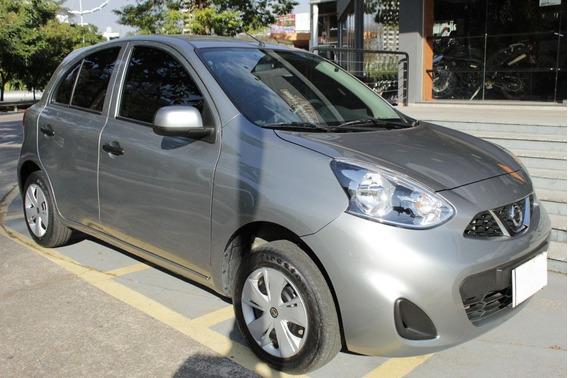Nissan March S 1.0 2016 Cinza