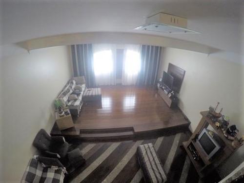 Imagem 1 de 27 de Sobrado Na Vila Matilde Com 4 Dorms Sendo 3 Suítes, 3 Vagas, 220m² - So0236