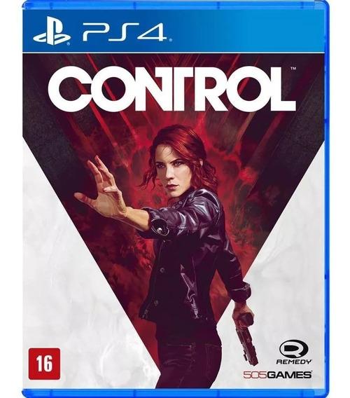 Control | Ps4 1 | Promoção | Português