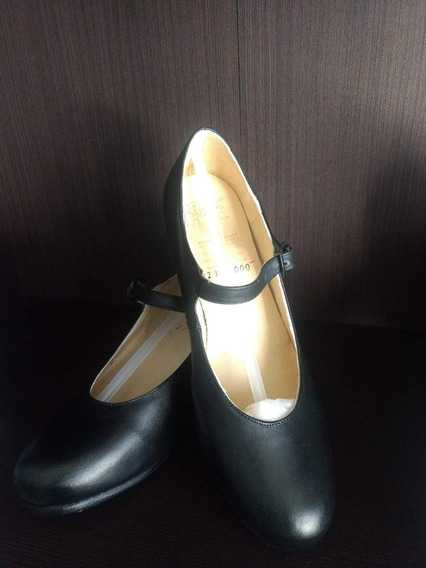 Zapato De Folcklore. Envio Gratis!!!