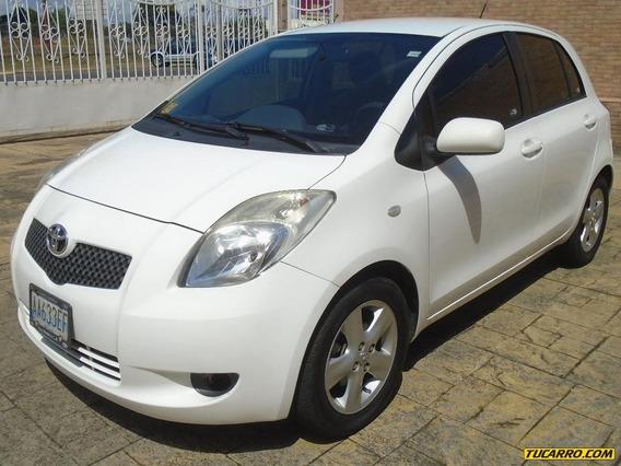 Toyota Yaris - Sincronica