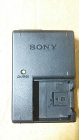 Carregador De Bateria Sony Bc-csg Original