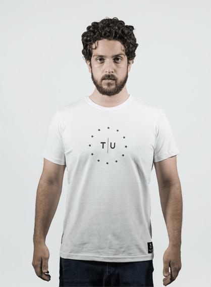 Camiseta T|u Stars Branca