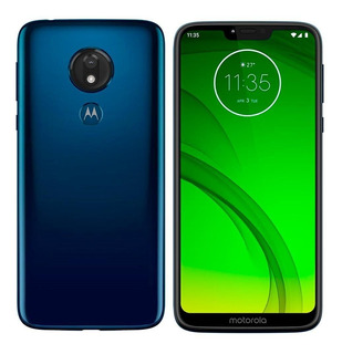 Celular Motorola Moto G7 Power 64gb Dual Xt1955 5000mah Tv