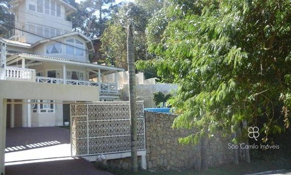 Casa Com 5 Dormitórios À Venda, 427 M² Por R$ 899.000 - Granja Carneiro Viana - Granja Viana - Cotia/sp - Ca1698