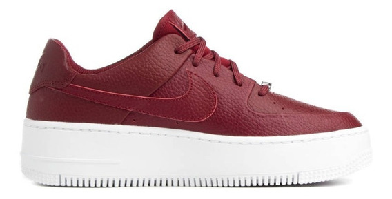 Nike Mujer Air Force 1 Sage Low 010