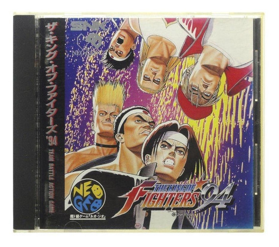 The King Of Fighters 94 Neo Geo Mídia Física Pronta Entrega