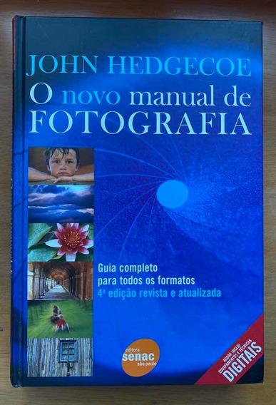 Livro O Novo Manual De Fotografia