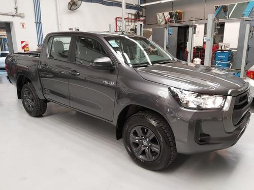 Imagen 1 de 12 de Toyota Hilux 4x2 Sr 2.4 Tdi 150cv 6m/t