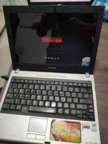 Notebook Toshiba Satellite U205 Modelo U205-s5002