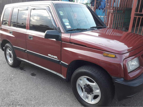 Chevrolet Tracker 96 4x4 Manual