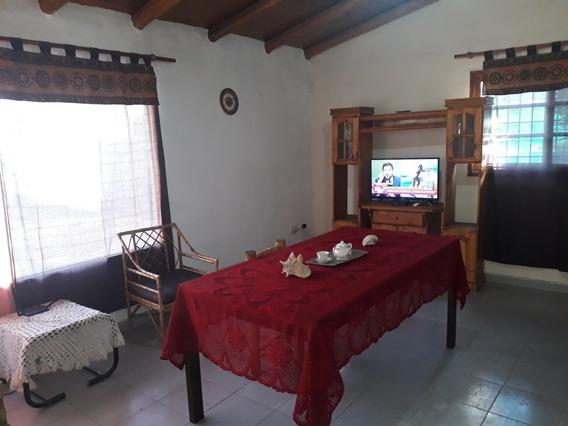 Alquilo Por Día, Cabaña En Las Paredes, San Rafael, Mendoza.