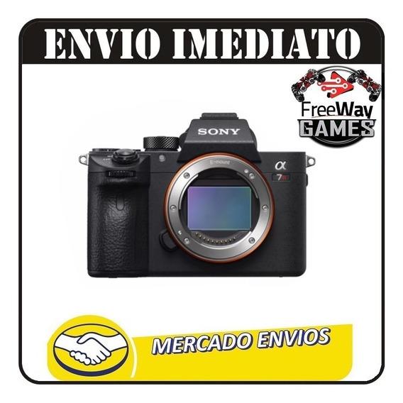 Câmera Digital Alpha A7riii Mirrorless (apenas Corpo) + Nfe