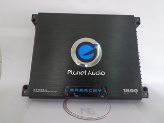 Planta Para Vehículo Planet Audio 1600w