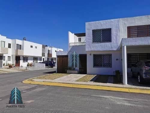 Casa En Esquina En Coto La Arboleda En Real Del Valle