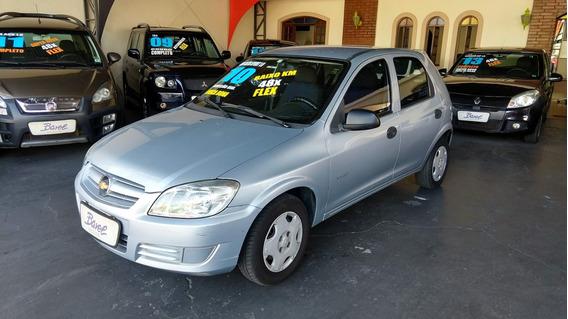Chevrolet Celta Spirit 2010 Completo Único Dona E Baixo Km