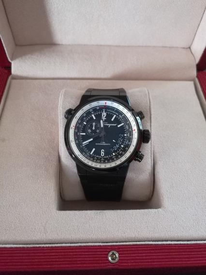 Reloj Salvatore Ferragamo Fq F80 Negro