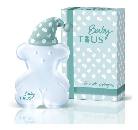 Baby Tous 100 Ml Eau De Cologne Spray De Tous