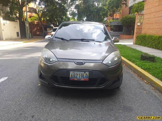 Ford Fiesta Automatico