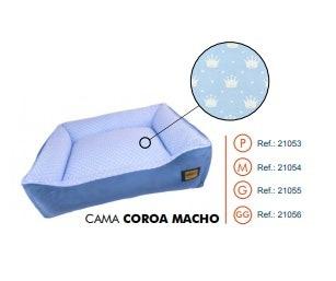 Cama Super Premium Coroa Macho G