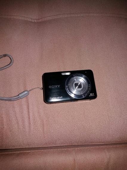 Câmera Digital Sony Cyber Shot Preta