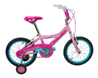 Bicicleta Infantil Mercurio Sweet Girl R-16