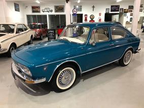 Volkswagen Tl 1600 Azul 1971 (coleção)