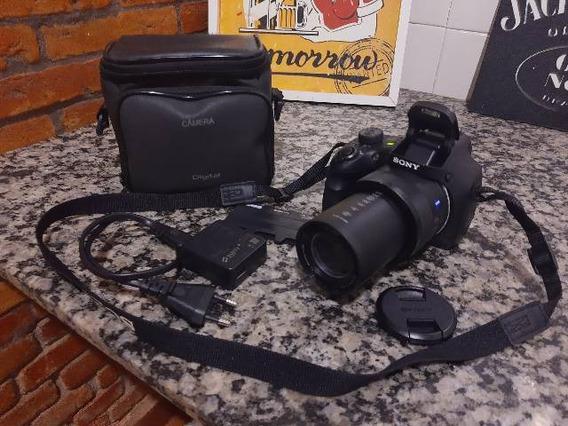 Câmera Fotográfica Sony Dsc 400v