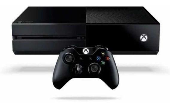 Xbox One 1 Controle 1 Jogo De Brinde S/ Caixa