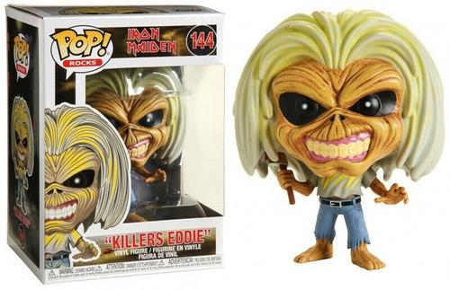 Funko Pop Iron Maiden Killers Eddie