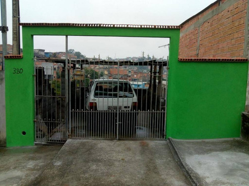 Sobrado Residencial À Venda, Jardim Mônica, Itaquaquecetuba. - So0261