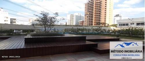 Apartamento Para Venda Em Santo André, Vila Bastos, 4 Dormitórios, 1 Suíte, 2 Vagas - 10210_1-537369
