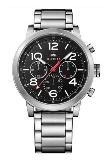 Relógio Tommy Hilfiger -masculino -pulseira Aço - 1791234