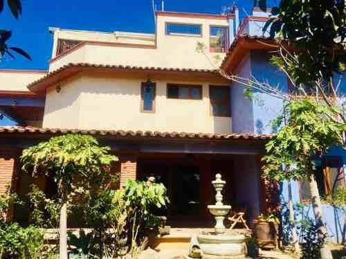 Se Renta Casa Con Opción A Venta En San Pablo Etla, Oaxaca De Juarez, Oax.