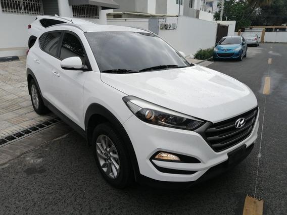 Hyundai Tucson 2016 Un Solo Dueño