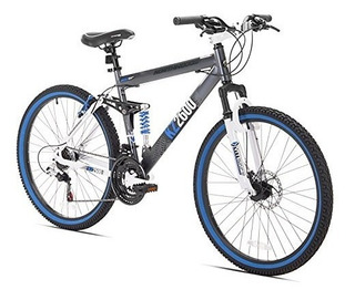 Bicicleta Montanera Kent Thruster Kz2600 De Doble Suspension