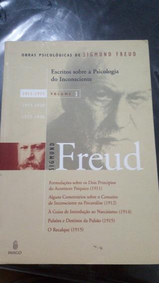 Livro Escritos Sobre A Psicologia Do Inconsciente